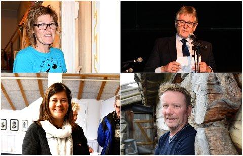 Kari Aasgaard, Svein Blankenborg, Iselin Vistekleiven og Erik Lillebråten er blant noen av dem som står som kandidater til kirkevalget i Vågå.