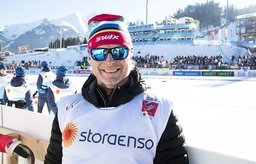 VERDENSCUP: Åge Skinstad er Norges representant i FIS verdenscupkomité for langrenn.