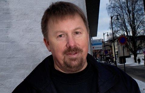 UTMELDT: John Bisgaard meldte seg fredag ut av Frp og vil møte som uavhengig representant i kommunestyret i Jevnaker.