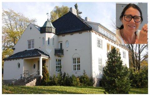 NY REKTOR: May Birgit Kjeverud forteller at det snart vil bli lyst ut rektorstilling ved Lunner barneskole.