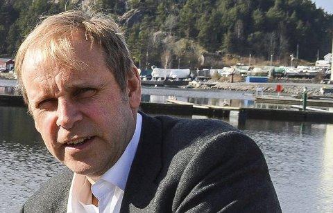 MØTER I RETTEN: Ole Kristian Sørlie. Arkivfoto