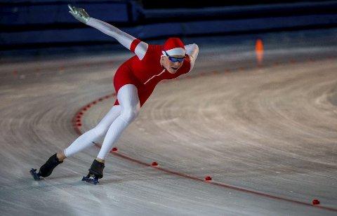 NM: Sondre Buer Åsebø sette òg ny personleg rekord under NM.