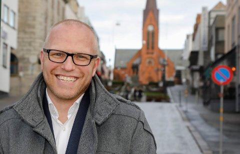 SLUTTER: Asle Skjærstad slutter som partner og ansatt i PYX.