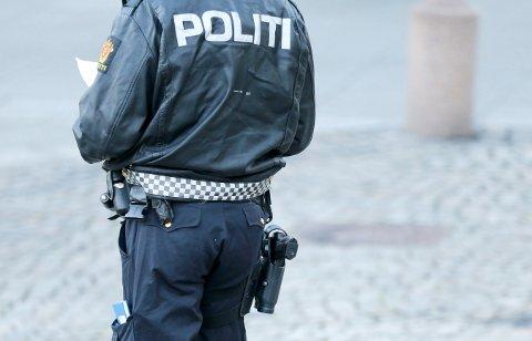 Illustrasjonsbilde: bevæpnet politi