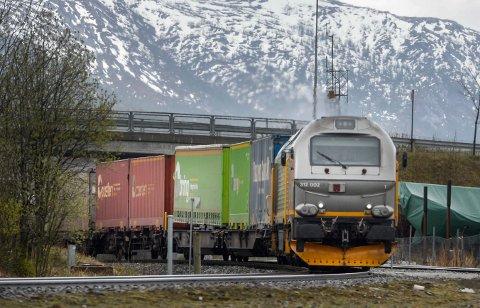 DRIFTSUTFORDRINGER: CargoNet sier at de to onsdager på rad ikke fikk kjørt godstoget som går innom Mosjøen på grunn av driftsutfordinger.
