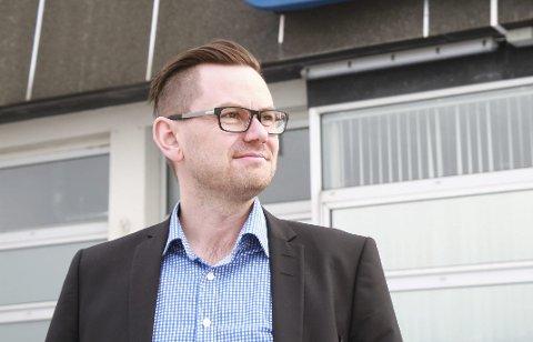 Stein Andre Herigstad-Olsen blir ny styreformann i Helgeland Sparebank.