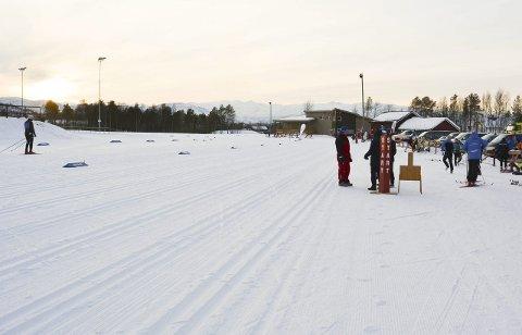 FÅR NM: Stadion i Kaiskuru har huset store mesterskap før. I 2018 blir det nye NM-renn i løypene.