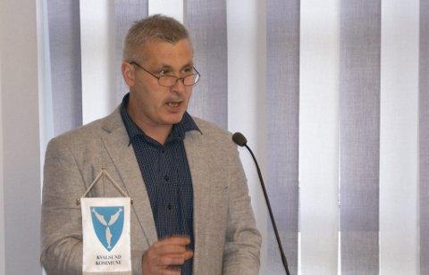 FORNØYD: Ordfører Terje Wikstrøm er fornøyd med Skaidi Xtreme.