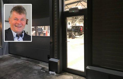 – MISFORSTÅELSE: Varselet fra Statens vegvesen sier daglig leder Leif Rasmussen på Harila beror på en misforståelse.