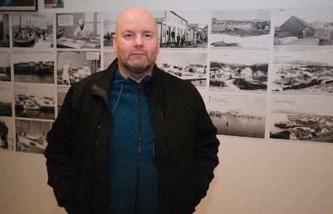 KRITISK: Oddbjørn Hansen vil at kommunestyret i Gamvik tar strømbruddet på alvor.