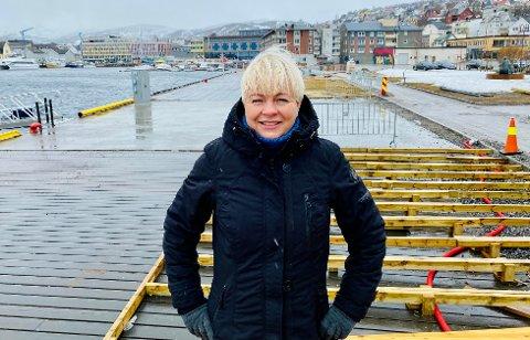 Nina-Dons Hansen (Høyre) svarer på kritikken hun ikke fikk svart på i kommunestyret i forrige uke da ordføreren reagerte kraftig.