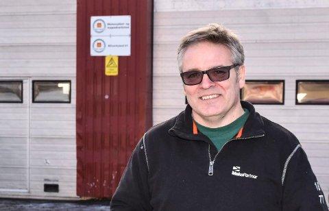 Daglig leder og innehaver Geir Hvidsten i Moe mekaniske verksted kurs og kompetansebygging ser fram til å få i gang kursvirksomheten igjen.