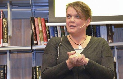 Byantikvar: Tanja Røskar ble engasjert i stillingen som byantikvar i Risør og Kragerø.