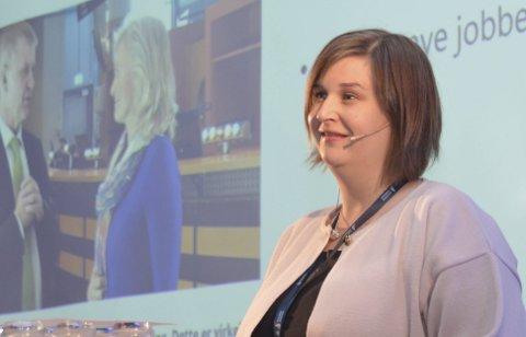 Integrering: I reiselivsnæringen har over 40 prosent av de ansatte utenlandsk bakgrunn, sa Kjersti Aastad fra NHO Reiseliv.