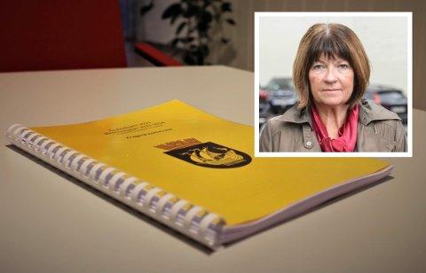 BUDSJETTFORSLAG: Kommunedirektøren har nå levert sin innstilling til politikerne. Begge foto: Sondre Lindhagen Nilssen