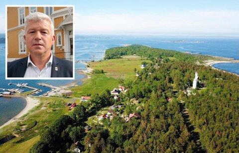 ENSTEMMIG: Styreleder Jone Blikra forteller til KV at nasjonalparkstyret er enige om plassering.