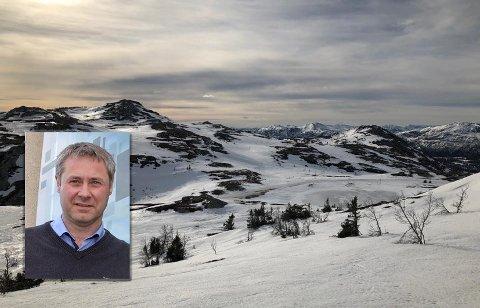 Det var her Henning Austad (innfelt) så det han mener er en ul.
