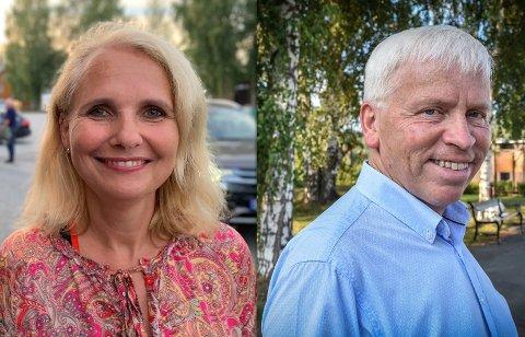 AP+SP: Arbeiderpartiets Susanne Taalesen blir varaordfører under Oddvar Garaas (Sp).