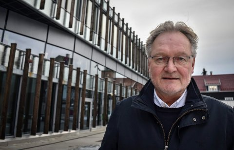 FERDIG: Ragnar Slaastad Studsrød ble ansatt som ny sjef i Kongsberg kommunale eiendom i november 2019. KKE. FOTO: TONHILD S. STRAND