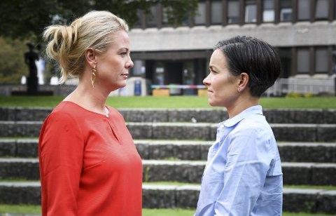 Silje Kjellesvik Norheim og Gunn Cecilie Ringdal