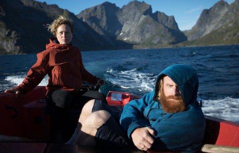 """""""Twin"""": Rebekka Nystabakk og Kristofer Hivju skal spille hovedrollene i """"TWIN"""" som er ventet å ha premiere i 2019. Arbeidet med å lage serien  starter neste år."""