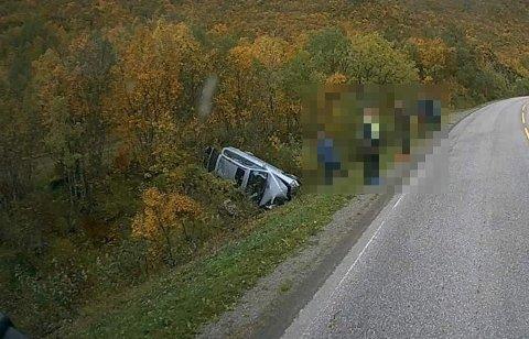 Ruskjøring: Syv personer har blitt siktet for ruskjøring siden søndag morgen.
