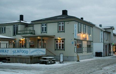 Fiskerestauranten og -butikken på Leknes eksisterer ikke mer.
