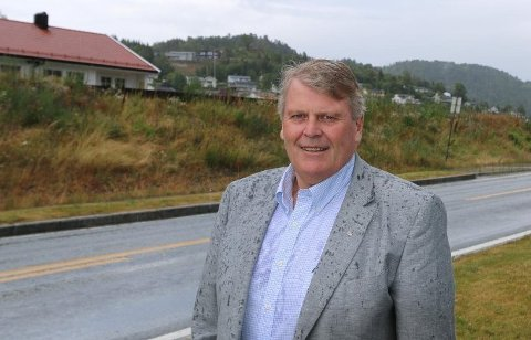 NATURLIG: Hans Fredrik Grøvan finner det naturlig at Hogganstien ikke kom med i revidert nasjonalbudsjett, men minner om at det er lagt opp til at fylkene får en milliard kroner ekstra til fylkesveiprosjekter.