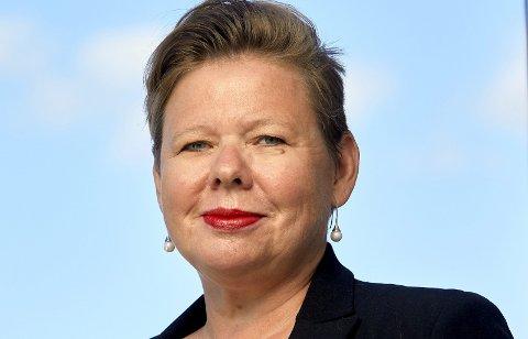 Siv Henriette Jacobsen er fylkesråd for utdanning og kompetanse i Viken fylkeskommune.