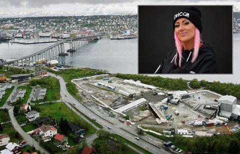 TROMSØ: FMX-showet i Tromsø skal foregå på Mandelasletta.