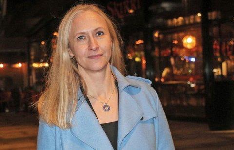 SISTE DAG: I november ble det klart at Renate Larsen (43) er den nye styrelederen i Helse Nord. Nå er hun ferdig som styreleder for HT. Foto: Mathilde Torsøe