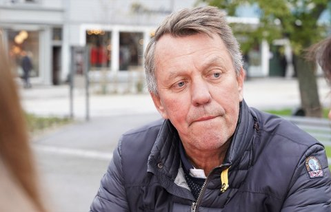 KAN BLI ORDFØRER: Gunnar Wilhelmsens er Aps ordførerkandidat i Tromsø. I en intern SWOT-analyse partiet har gjort, mener de at både hans mange roller i Tromsø og «fortid» kan bli brukt mot ham.