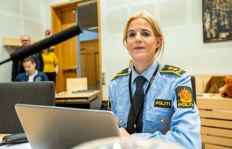 SNUR HVER EN STEIN: Politiadvokat Gøril Lund sier politiet gjør en grundig jobb i etterforskningen av dødsfallet, og at det nettopp derfor tar tid før de kan gi pårørende noen svar.