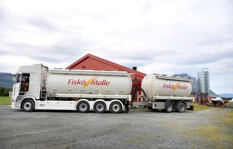 I VEKST: Fiskå Mølle er i vekst. Det Ryfylke-baserte selskapet bygger seg opp nasjonalt for å bli en sterkere utfordrer til hovedkonkurrenten Felleskjøpet.