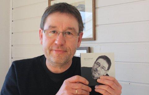 TUNGT: Jon Lotterud må for første gang på 20 år avlyse en julekonsert.
