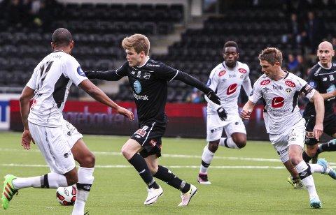 Olier Berg skifter klubb frfa Dalkurd til GIF Sundsvall i Allsvenskan.