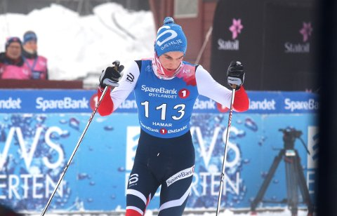 Johannes Birkelund fra Oppegård dro hjem fra Gåsbu med to sølvmedaljer. Til uken går han sitt første verdenscuprenn.