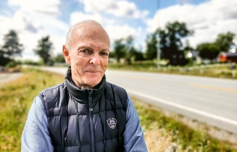 ENGASJERT: Terje Sørby, KNA Indre Ytre Østfold Bilpolitisk.