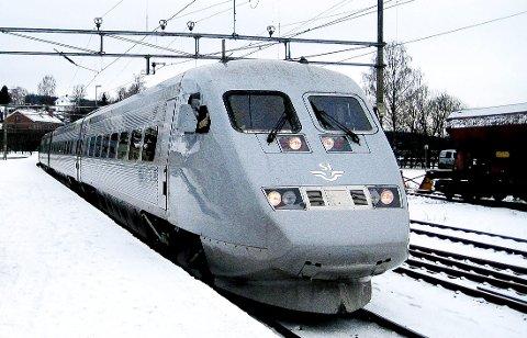 TAR OVER RØROSBANEN: Svenske SJ skal kjøre persontogene på Rørosbanen og Dovrebanen. Foto: Bjørn-Frode Løvlund