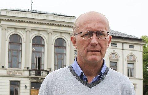 AVSLAG: På vegne av rådmannen sier Grimsrud nei til flere flyktninger i 2018. Kommunen har inneværende år bosatt 22 flyktninger.