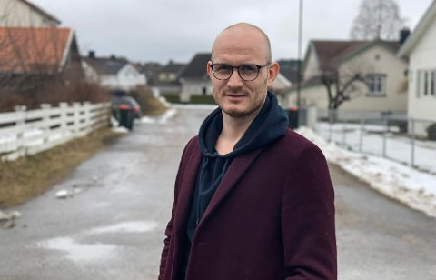 FORTVILET SITUASJON: Espen Bukta har måttet sette hele yrkeskarrieren på vent.