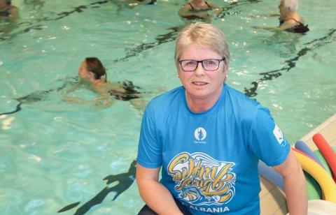 VENTER: Leder for badet, Wenche Aarhus Engen, gleder seg til å komme tilbake til sin vanlige jobb.