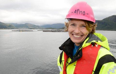 Aino Olaisen er på 321. plass i Kapitals liste over de 400 rikeste i Norge. Hun er sammen med to andre kvinner fra Lovund inne på lista.