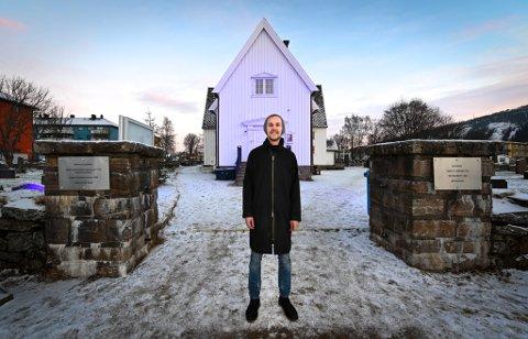 Arve Haus skulle egentlig ha gjesteopptreden i Mo kirke den 6. januar. Han håper på en mer stabil situasjon fremover, slik at han kan få brukt mer tid på musikken ved siden av fulltidsjobben sin.