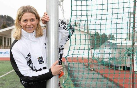 FORLATER RØA: Brumunddølen Ingrid Kvernvolden bytter beite.
