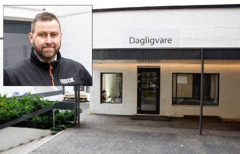 MÅTTE GI OPP: Steffen Skavdal ville lage bar i Citygården, men slik ble det aldri.