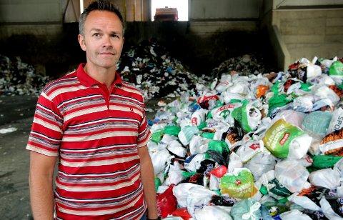 Skiftet standpunkt: Roaf-direktør Øivind Brevik har skiftet standpunkt. Nå er han for et forbud mot vanlige handleposer.