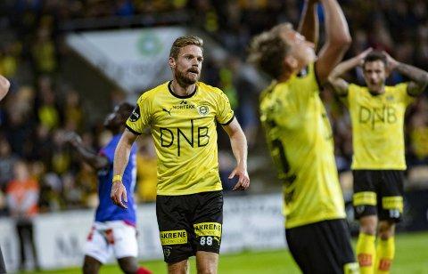 NØKKELROLLE: Arnór Smárason har ifølge LSK-trener Jörgen Lennartsson en veldig viktig rolle i LSKs offensive spill.