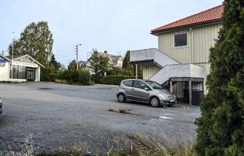 ENGASJERER: Prosessen rundt B16 Arkitektur & Landskaps ønske om leiligheter og dagligvarebutikk provoserer fortsatt planpolitikerne.