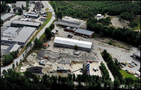 SNART KLAR: Reguleringsplanen for Vister næringspark på Bjørnstad nærmer den avsluttende politiske behandlingen. Det var Park & Anlegg som kjøpte det 53 dekar store området fra Mesta i 2015, men nå er det Skolt-konsernet som har kjøpt opp Park & Anlegg, som står for den videre utviklingen av industriområdet.